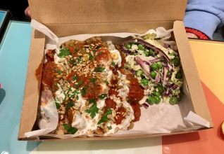 Morrocan Meatballs Hot Box