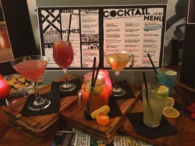The new cocktail range