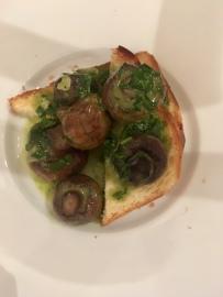 Garlic mushroom starter